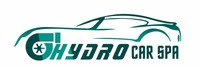 Small hydro car spa logo