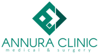 Small annura clinic logo