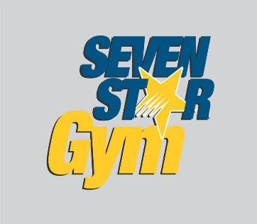 Seven star gym logo
