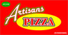 Thumb artisan pizza logo