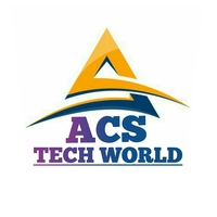 Small acs tech world logo