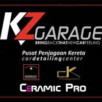 Small kz garage logo