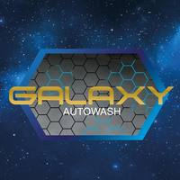 Small galaxy autowash logo